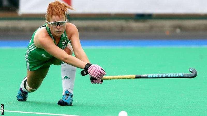 Ireland's Zoe Wilson