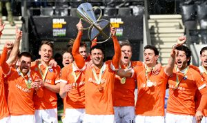 Bloemendaal defeat home-grown Terrassa to be Crowned European Champions